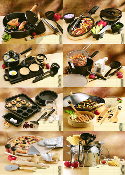 Cooking 101 Sets
