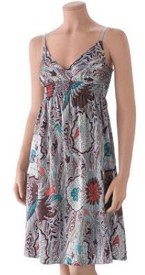 Derek Heart® Catalina Floral Dress