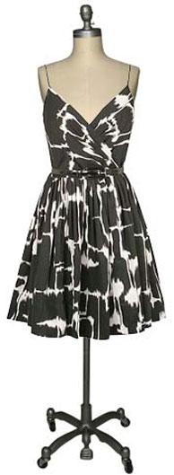 Steve Madden Black & White Dress
