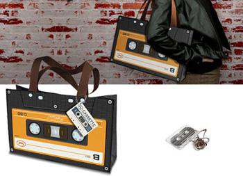 Cassette Tote