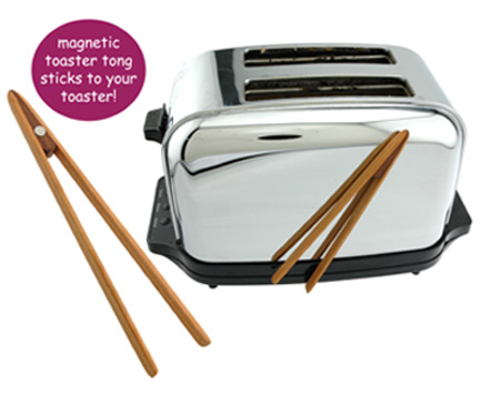 Magnetic Toaster Tong