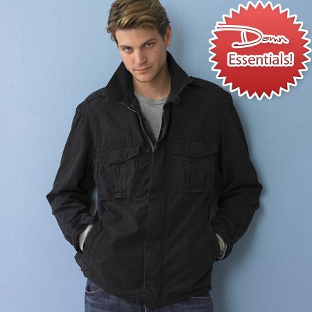 Ripstop Geary jacket