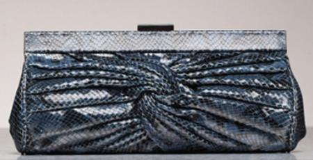 Alexis Hudson Ocean Snake Clutch