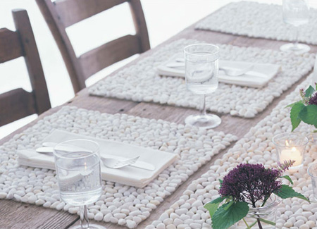 Beach Stone Placemat