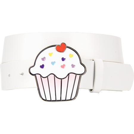 Cupcake Buckle Belt