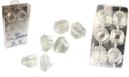 Cool Jewels Ice Trays