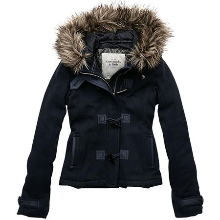 Abercrombie Ellen Coat