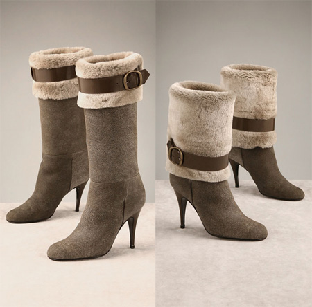 Scorah Pattullo Rebecca Shearling Lined Boot