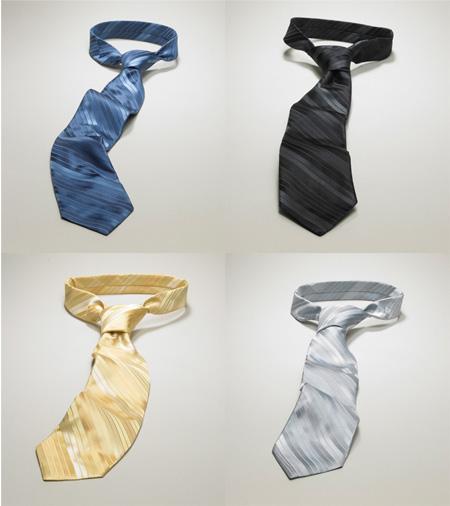 Atlas Stripe Tie