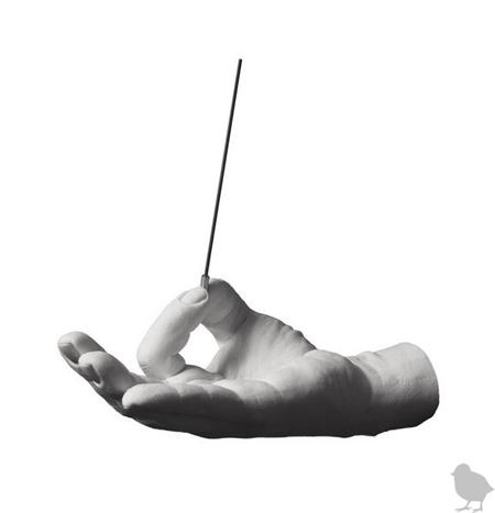 Harry Allen Om Incense Holder
