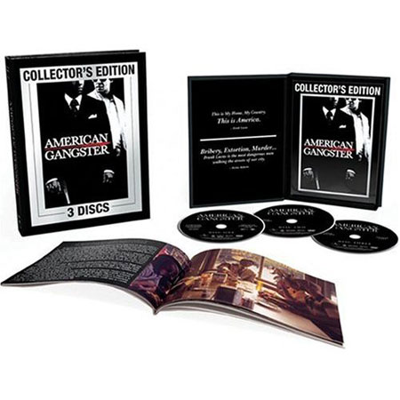 American Gangster (Three-Disc Deluxe Edition)