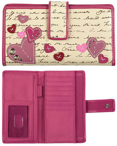Color of Money Checkbook Cover