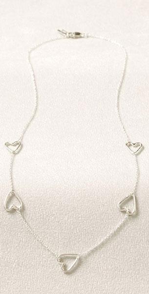 Adina Reyter Tiny Heart Necklace