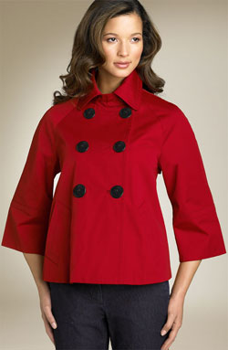Ellen Tracy Swing Coat