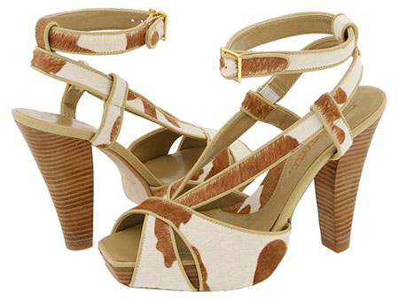 Jessica Bennett - Halston Shoes