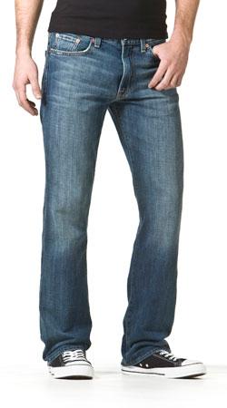 Lucky Brand Vintage Straight Jean