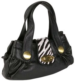 Madison Small Latch Handbag