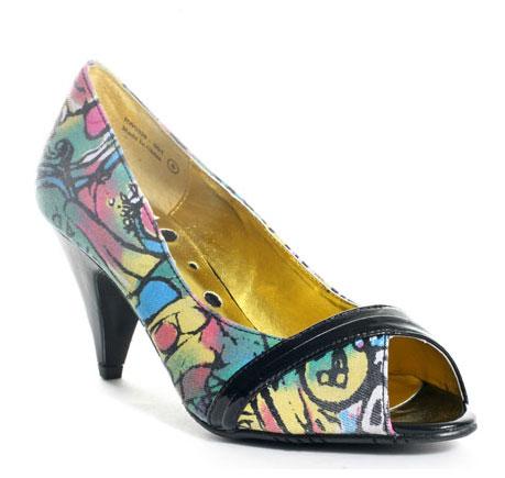 Pop Art Heel
