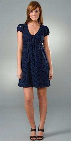 C&C California Kerena Eyelet Dress