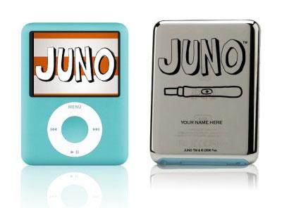 Juno Limited Edition Apple iPod Nano