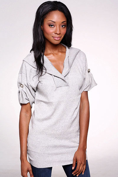 Lily McNeal Marisol Hooded Tunic