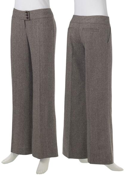 Cassidy Captains Modern Wideleg Pants