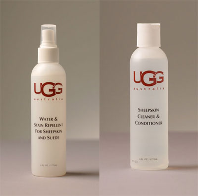 Stain and Water Repellent & Cleaner and Conditioner