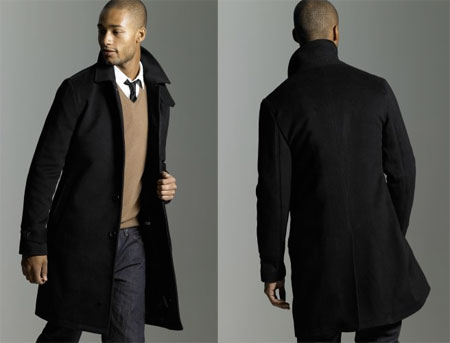 Sutherland Wool-Cashmere Topcoat from J. Crew
