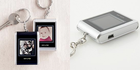 Digital Photo Key chain from Red Envelope