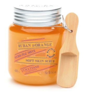 L'Occitane Ruban d'Orange Marmalade Scrub