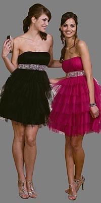 Flirty Tulle Dresses by Flip