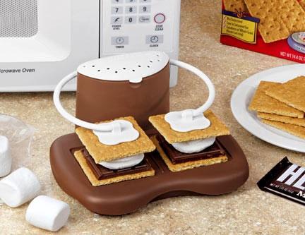 Microwave Smores Maker