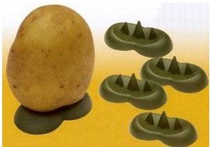 Mr. Potato Microwave Feet