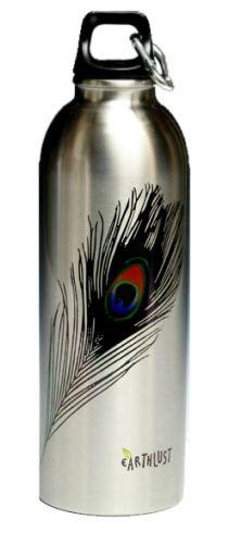 Peacock Stainless Steel Water Bottle