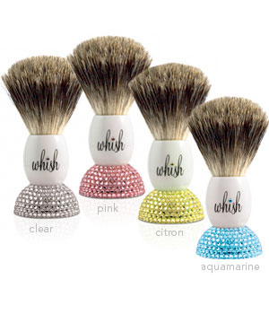 Whish Body Demi Crystal Body Brush