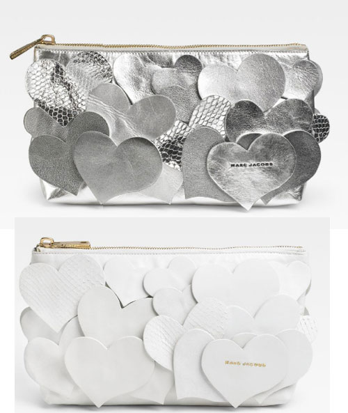 Love Story Clutch by Marc Jacobs