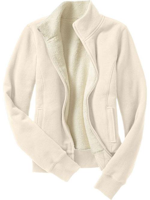 Sherpa Zip Jackets