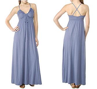 Splendid Maxi Jersey Dress