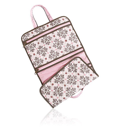 Hanging Cosmetic Bags from cinda b