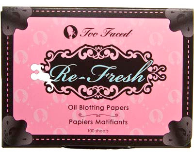 Re-Fresh Oil Blotting Papers