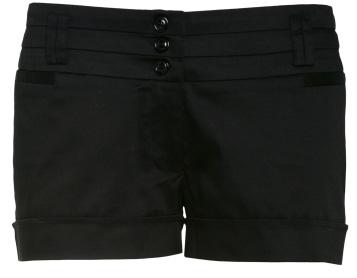 Sateen Trouser Shorts