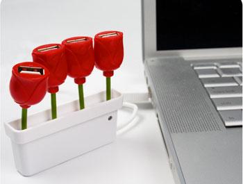 USB Tulip Hub