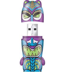 Tiki God USB Flash Drive