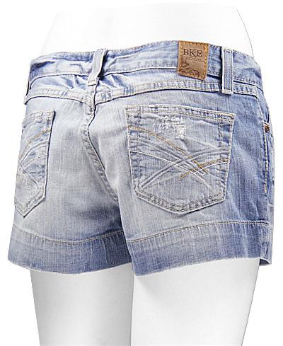 buckle-bke-sabrina-stretch-shorts-back