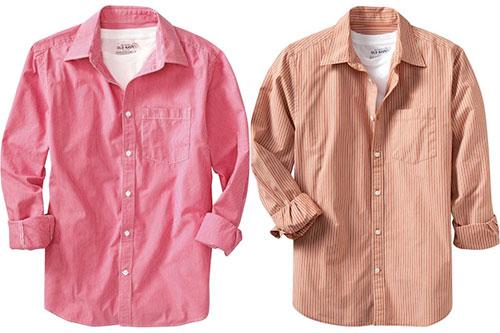 Men's-Patterned-Dress-Shirt
